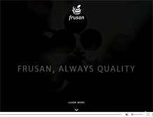 Tablet Preview of frusan.cl